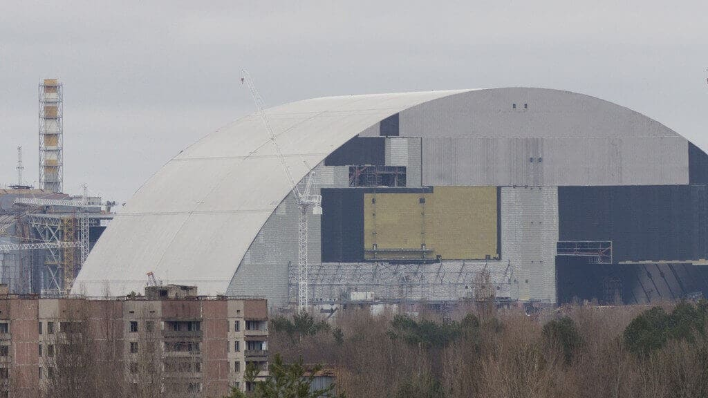 Nowoczesny Czarnobyl - bezpieczeństwo reaktora jądrowego