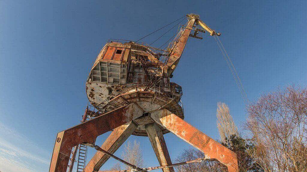 Strefa wykluczenia w Czarnobylu: miejsce, w którym spotyka się przeszłość i przyszłość