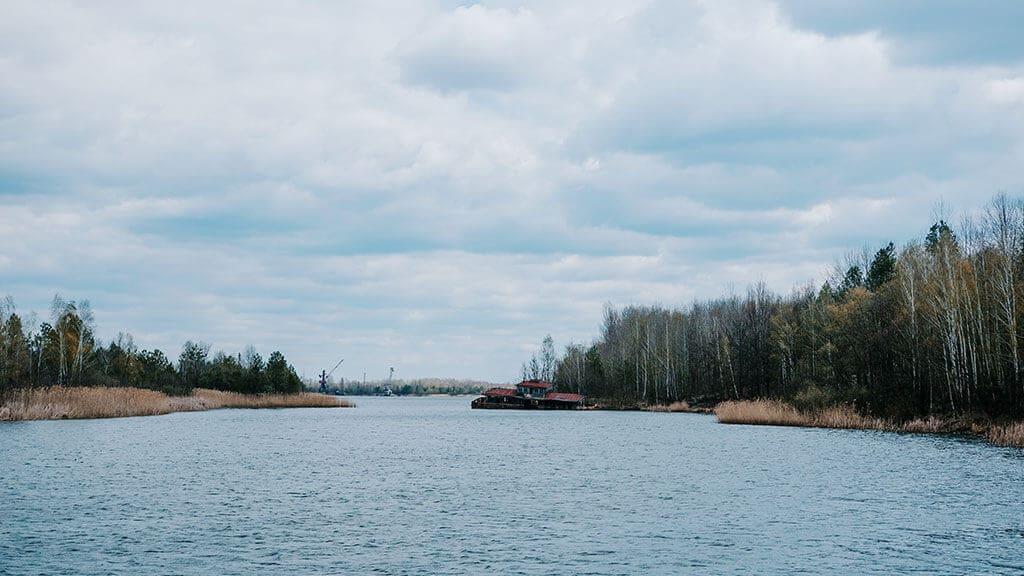 Jak zmieniła się strefa w Czarnobylu na przestrzeni 30 lat