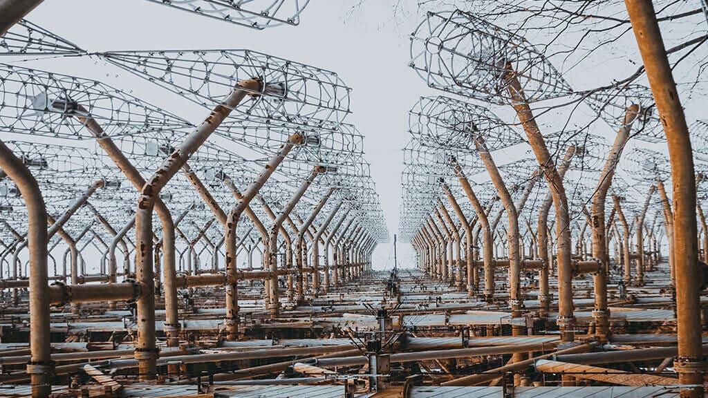 Sekretny obiekt Czarnobyla-2